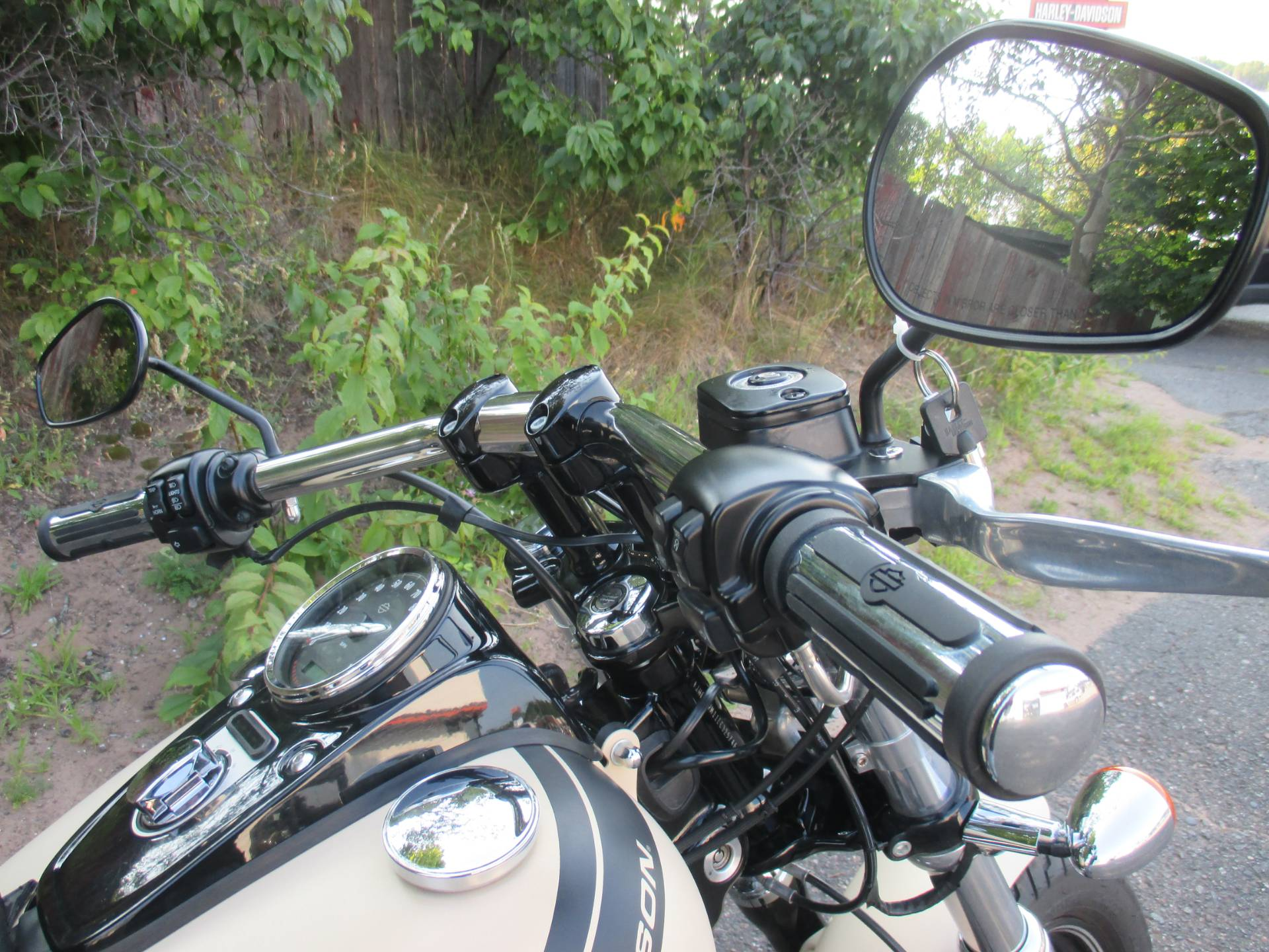 2014 Harley-Davidson Dyna® Fat Bob® in Marquette, Michigan