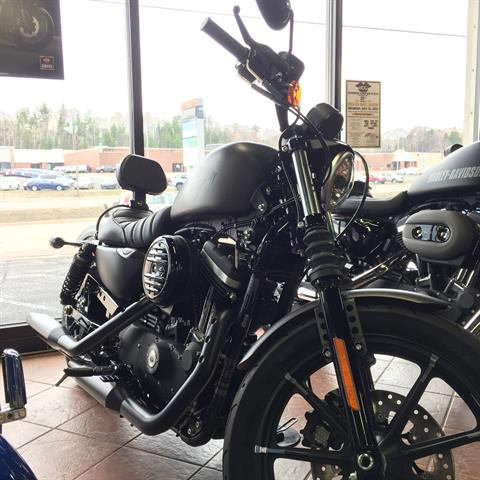 2017 Harley-Davidson IRON 883 in Marquette, Michigan