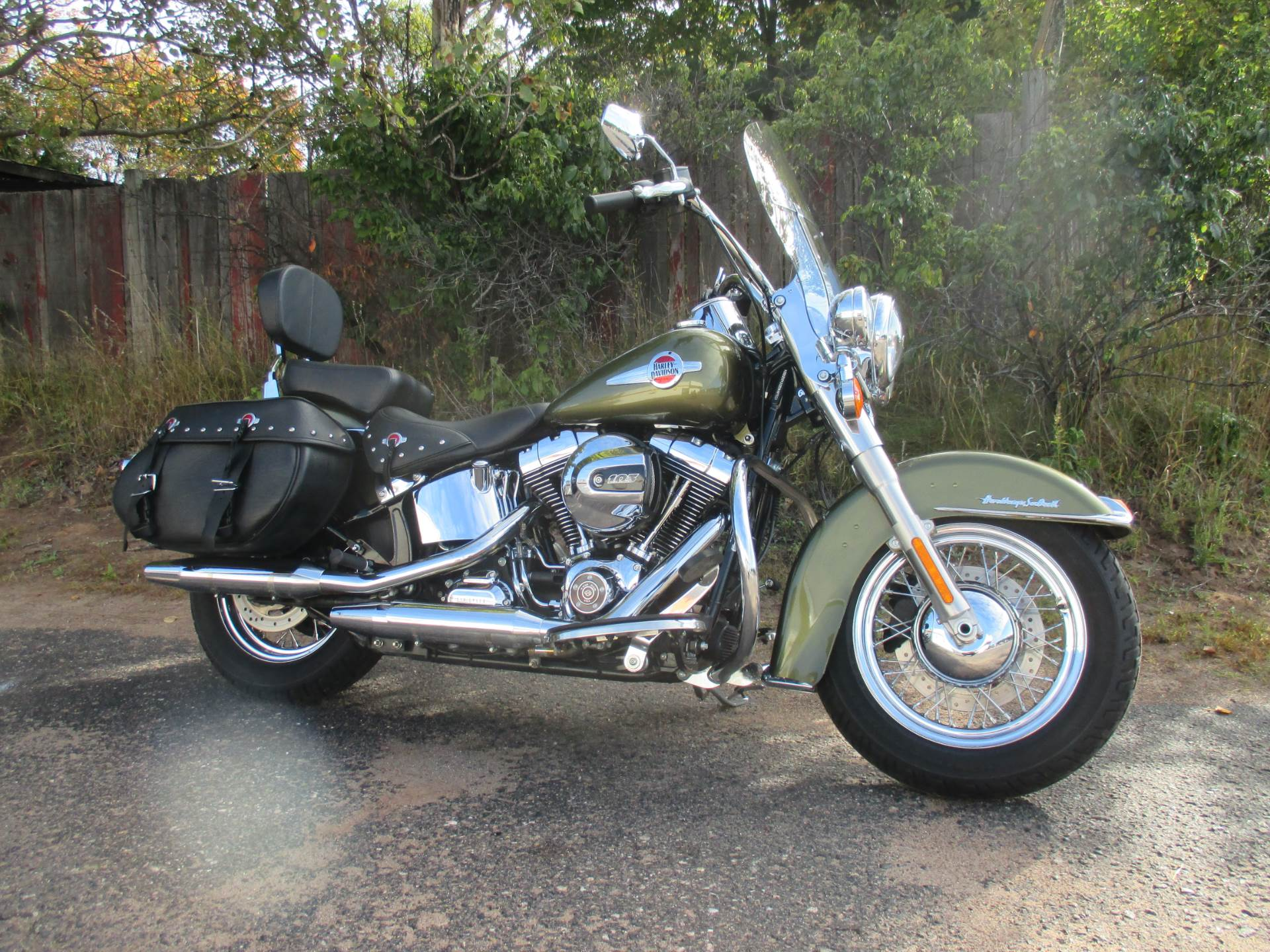 2016 Harley-Davidson HERITAGE SOFTAIL in Marquette, Michigan