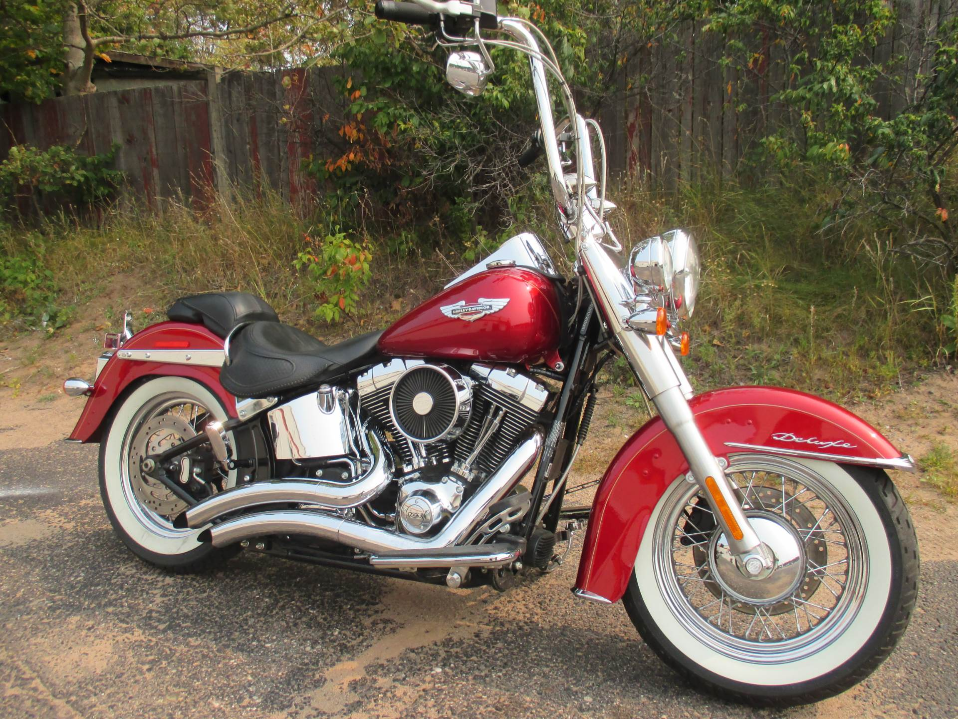2012 Harley-Davidson DELUXE in Marquette, Michigan