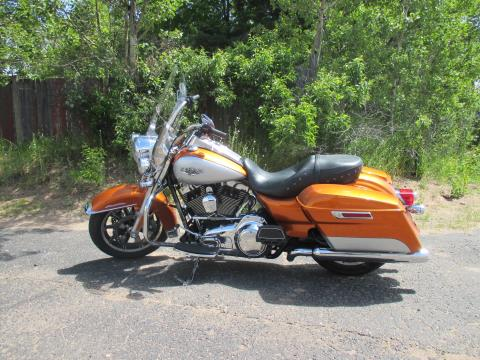 2014 Harley-Davidson Road King in Marquette, Michigan