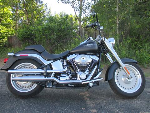 2009 Harley-Davidson Softail® Fat Boy® in Marquette, Michigan