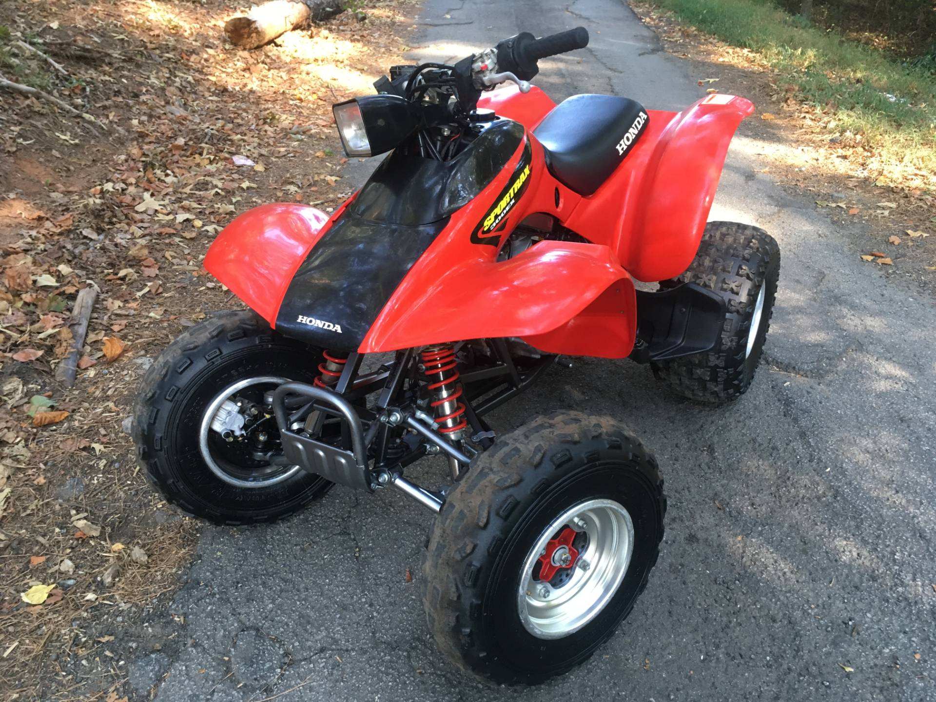 2002 HONDA 300 EX in Woodstock, Georgia - Photo 1