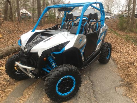 2016 Can-Am Maverick MAX X ds Turbo in Woodstock, Georgia