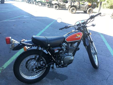 1973 Honda LX250 in Woodstock, Georgia