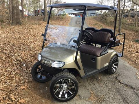 2017 E-Z-Go Golf Freedom TXT Gas in Woodstock, Georgia