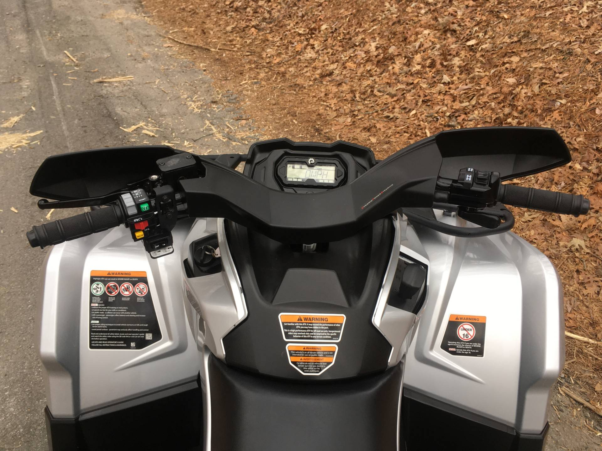 2019 CAN-AM OUTLANDER XT 570 in Woodstock, Georgia - Photo 12