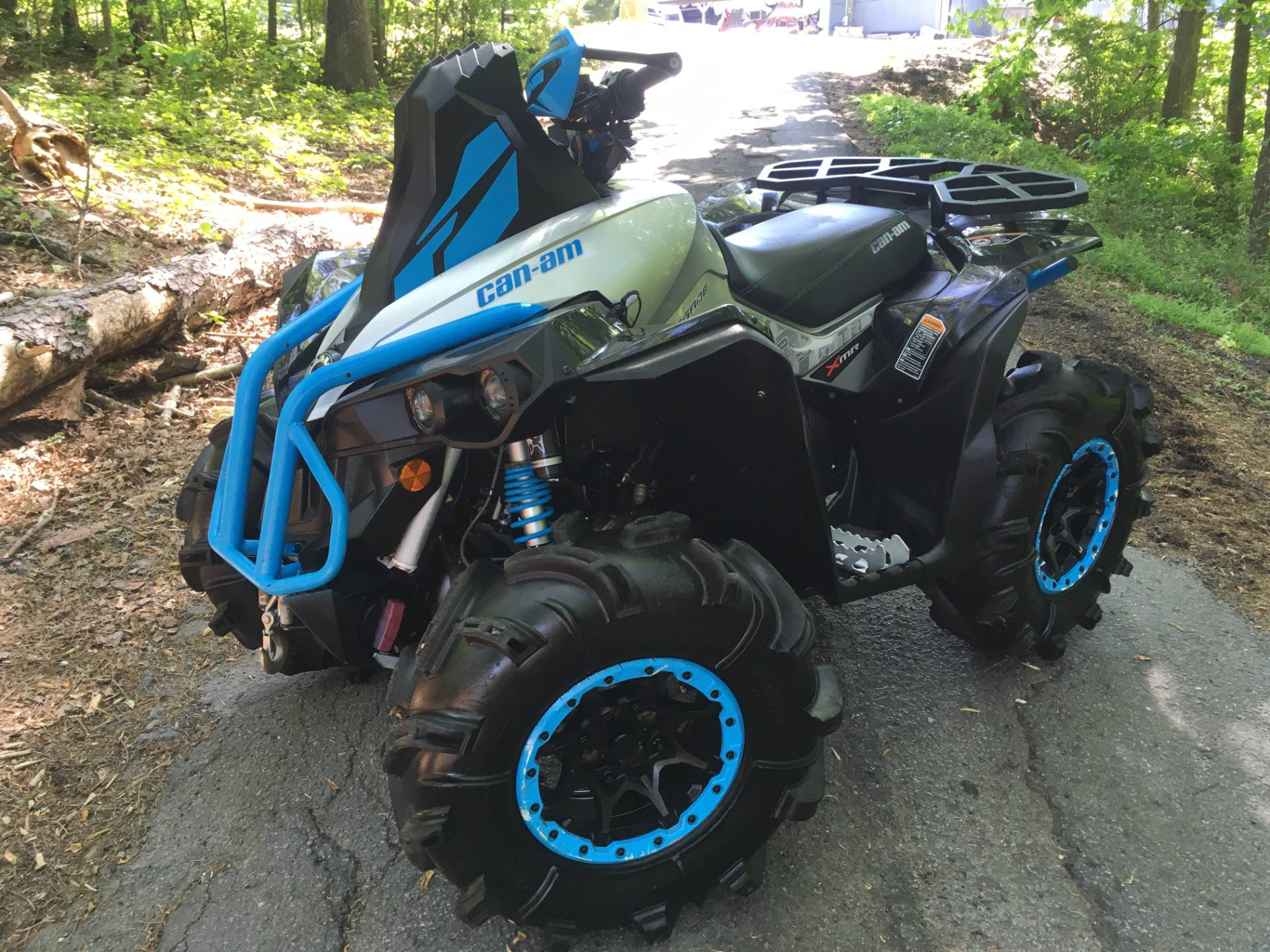 2017 Can-Am Renegade X mr 1000R in Woodstock, Georgia - Photo 1