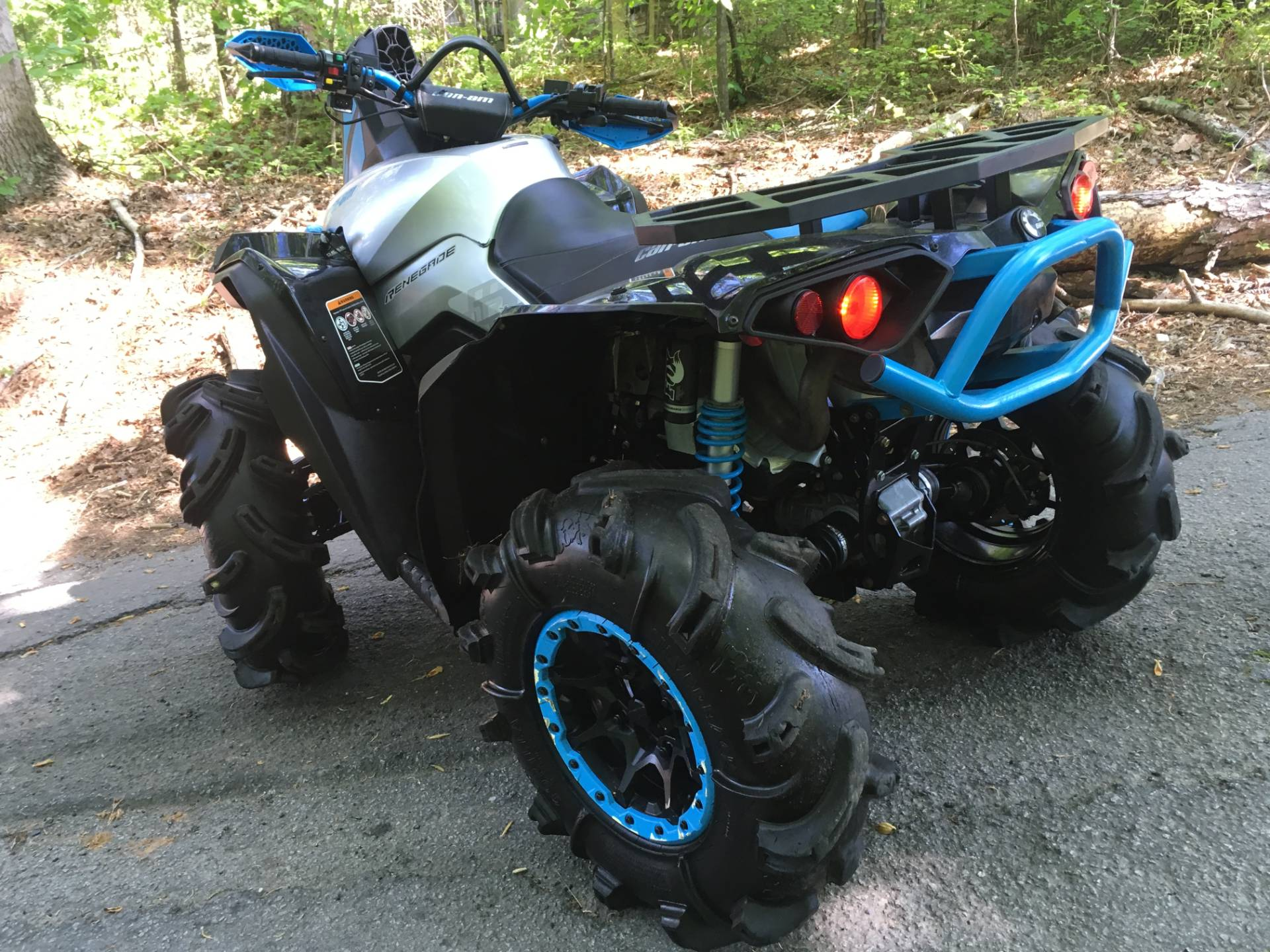 2017 Can-Am Renegade X mr 1000R in Woodstock, Georgia - Photo 3