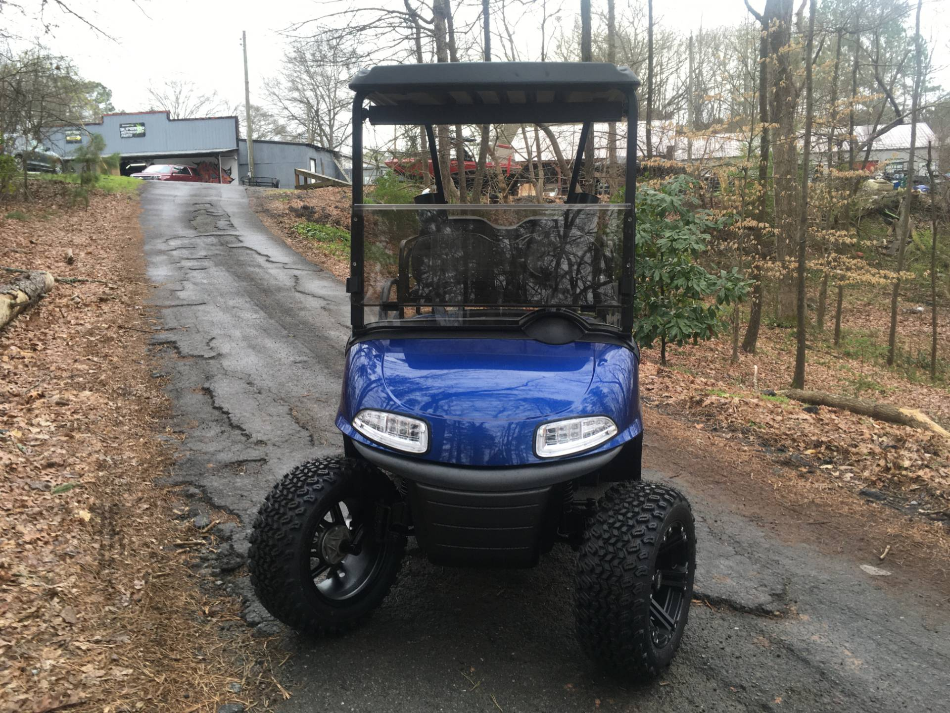 2016 EZ-GO RXV 48V ELECTRIC GOLF CART in Woodstock, Georgia - Photo 5