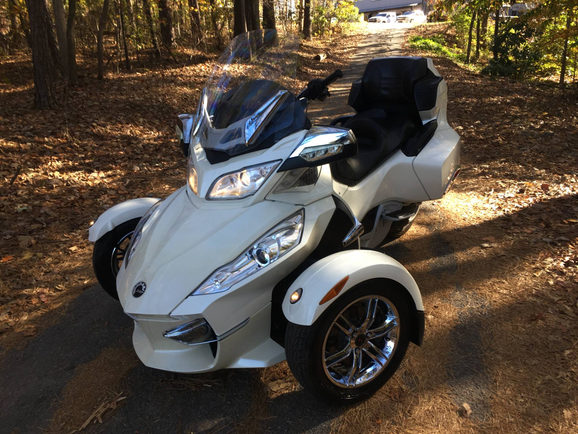 2012 CAN-AM SPYDER RT SE5 LIMITED in Woodstock, Georgia - Photo 1