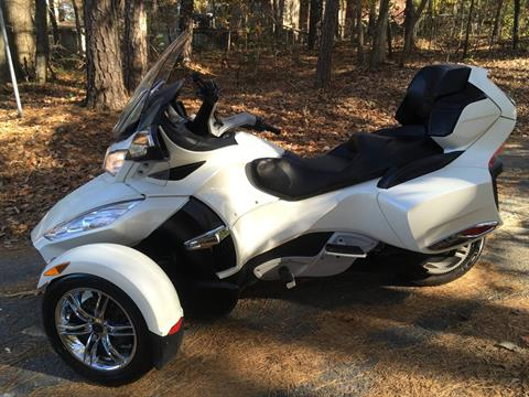 2012 CAN-AM SPYDER RT SE5 LIMITED in Woodstock, Georgia - Photo 2