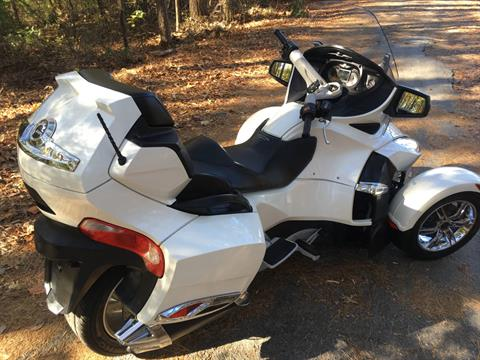 2012 CAN-AM SPYDER RT SE5 LIMITED in Woodstock, Georgia - Photo 4