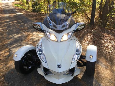 2012 CAN-AM SPYDER RT SE5 LIMITED in Woodstock, Georgia - Photo 6