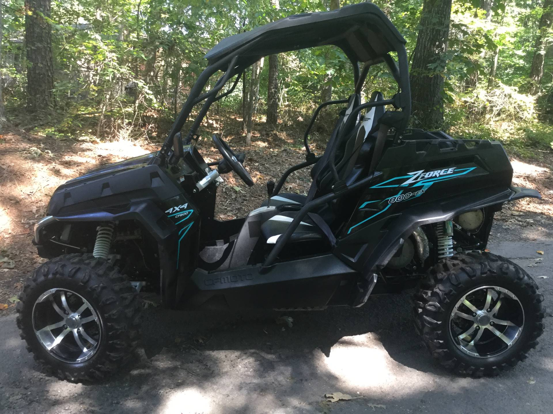 2016 CFMOTO ZForce 800 EX EPS in Woodstock, Georgia