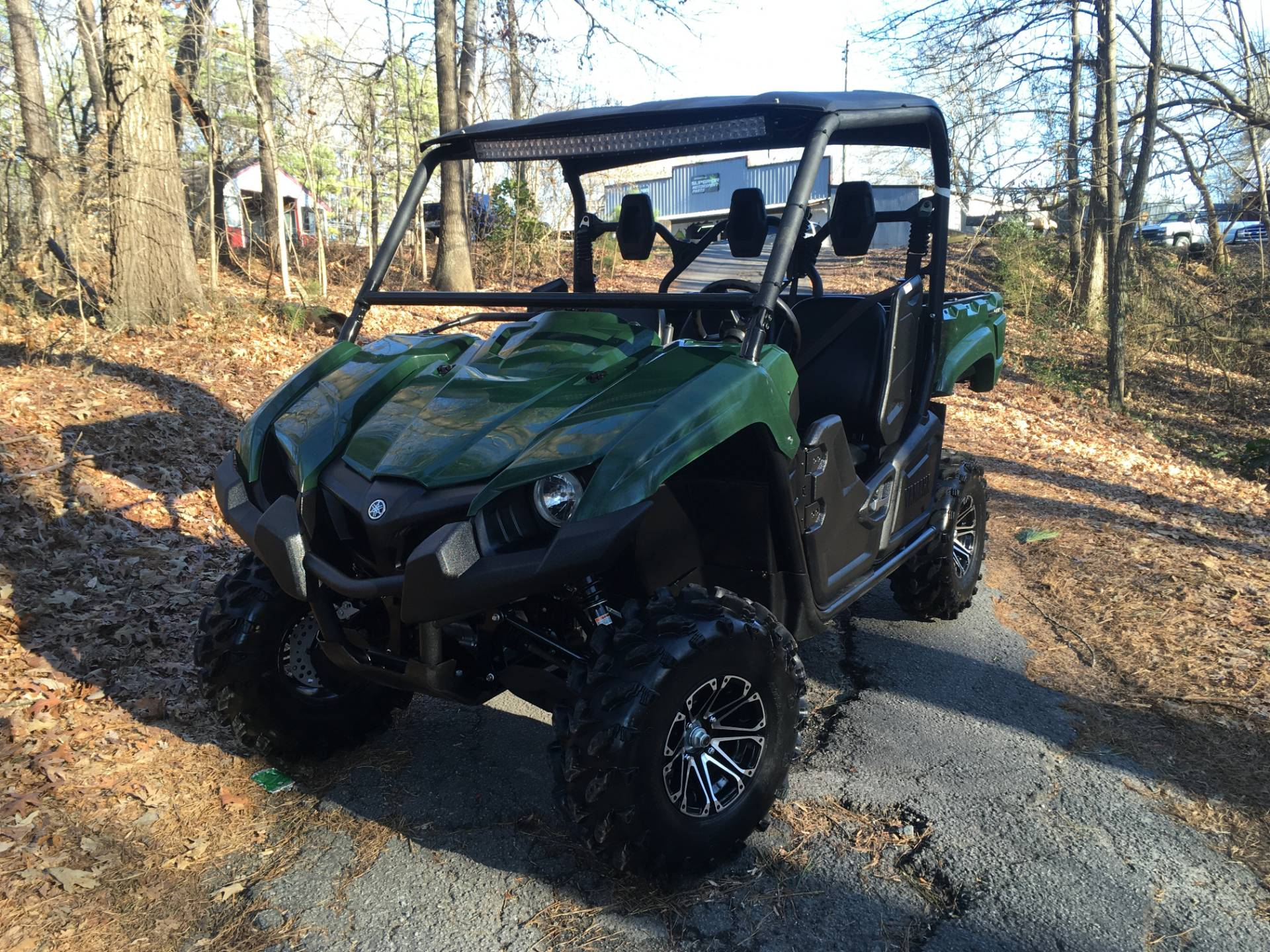 2018 YAMAHA VIKING SUNTOP in Woodstock, Georgia - Photo 1