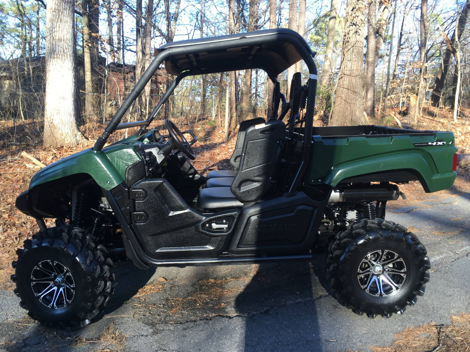 2018 YAMAHA VIKING SUNTOP in Woodstock, Georgia - Photo 2