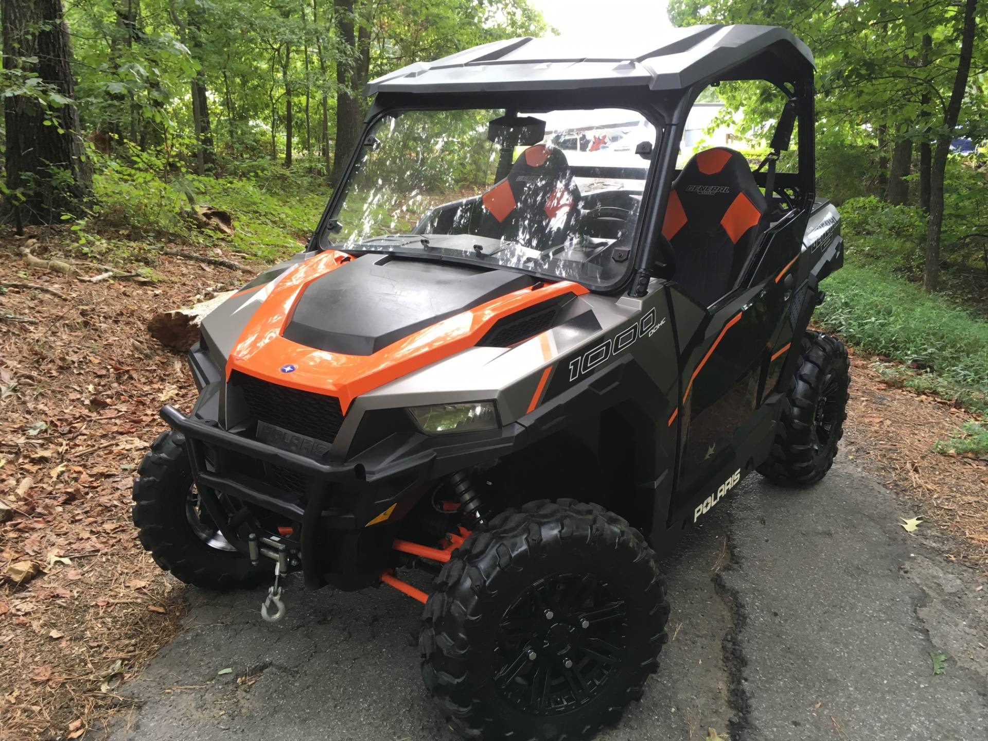 2017 Polaris General 1000 EPS Deluxe in Woodstock, Georgia - Photo 1