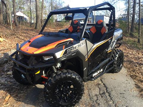 2017 Polaris General 1000 EPS Deluxe in Woodstock, Georgia