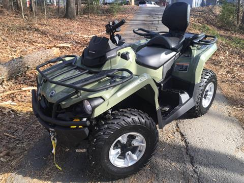 2016 Can-Am Outlander L MAX DPS 570 in Woodstock, Georgia