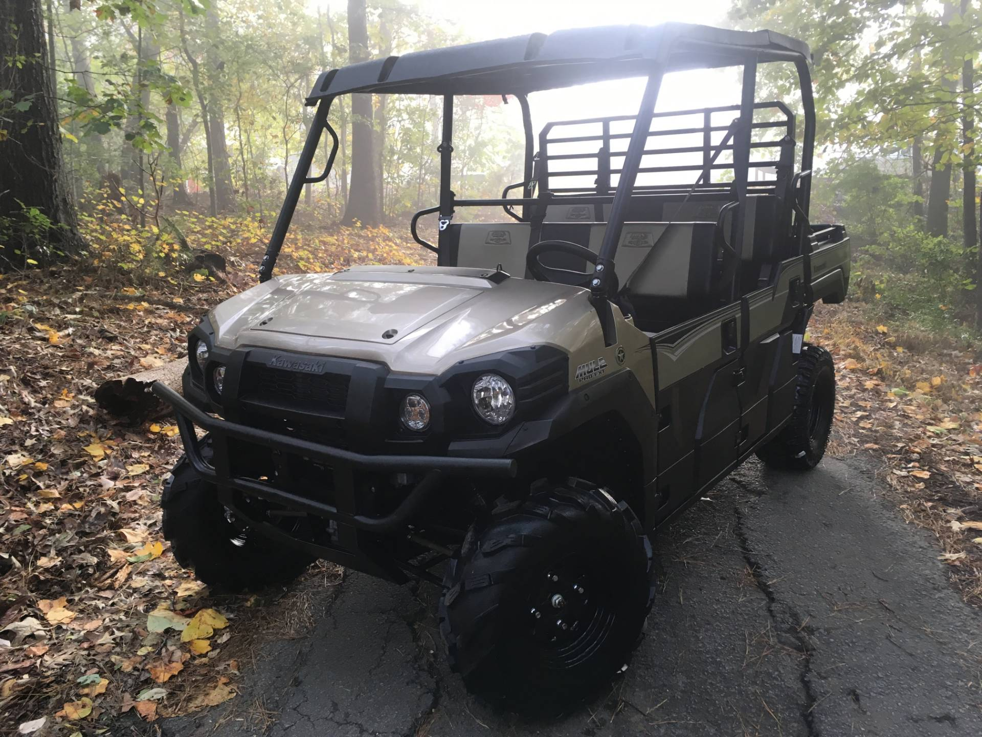 2017 Kawasaki MULE PRO FXT RANCH EDITION 1