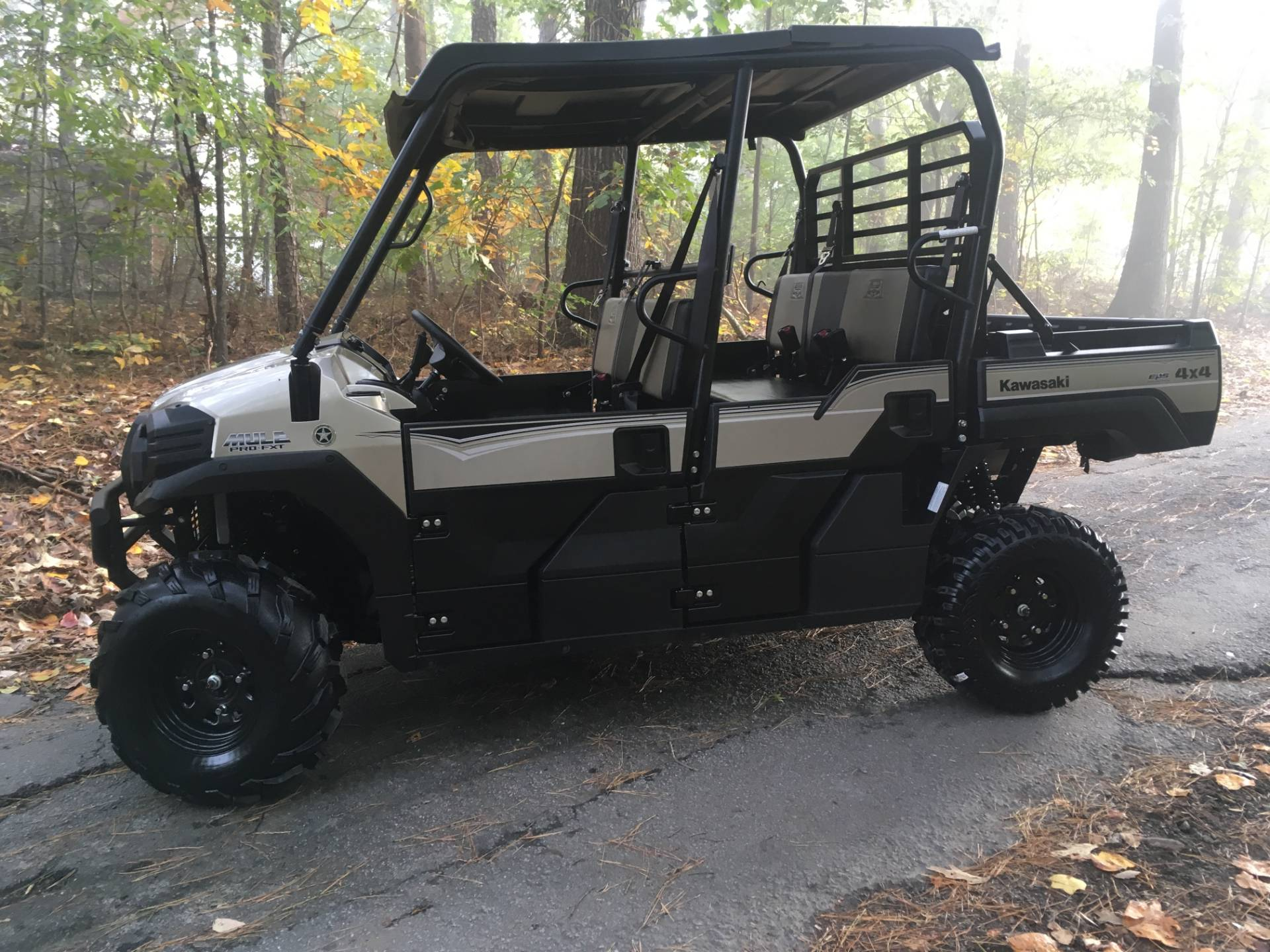 2017 Kawasaki MULE PRO FXT RANCH EDITION 2