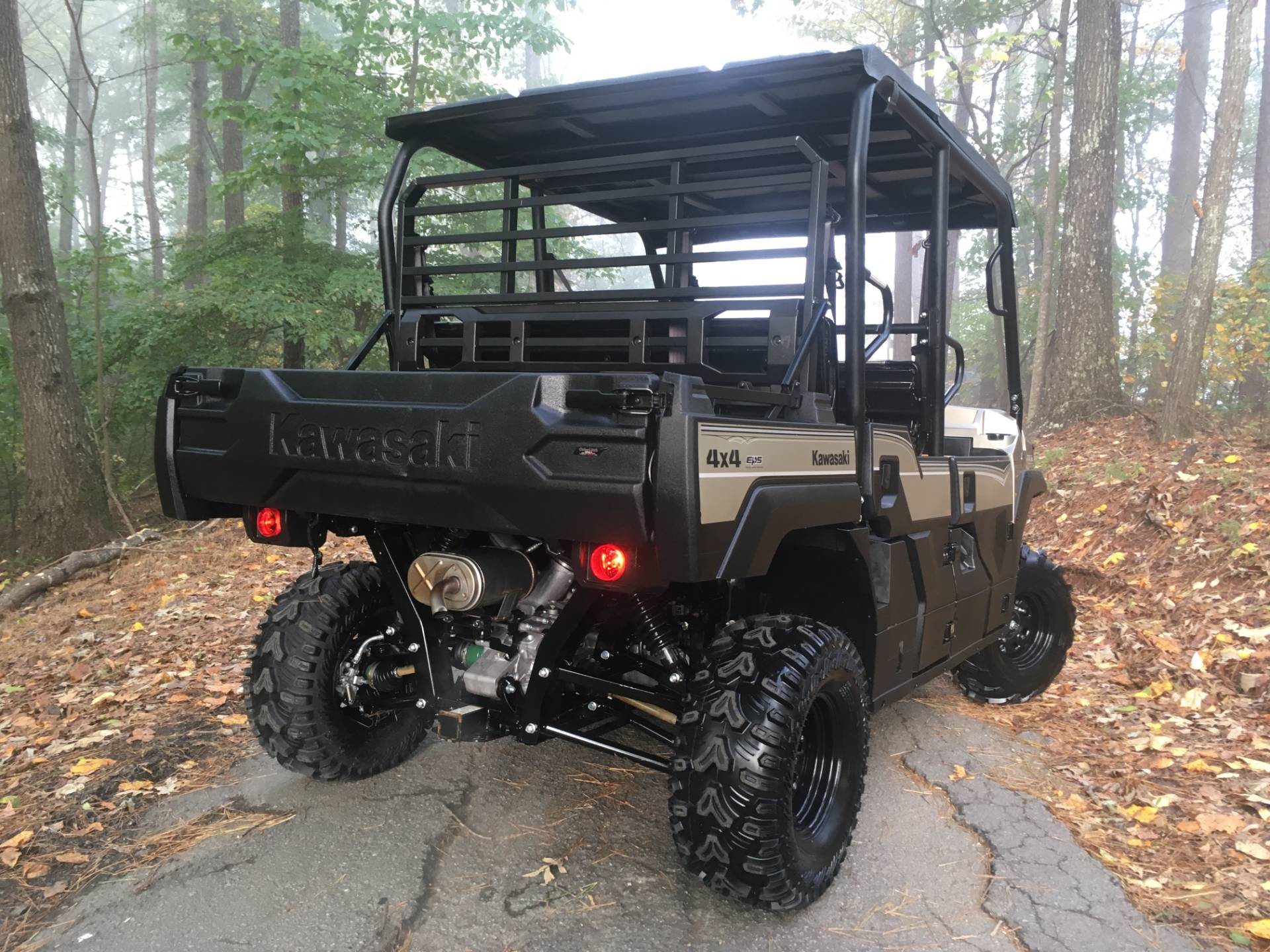 2017 Kawasaki MULE PRO FXT RANCH EDITION 4