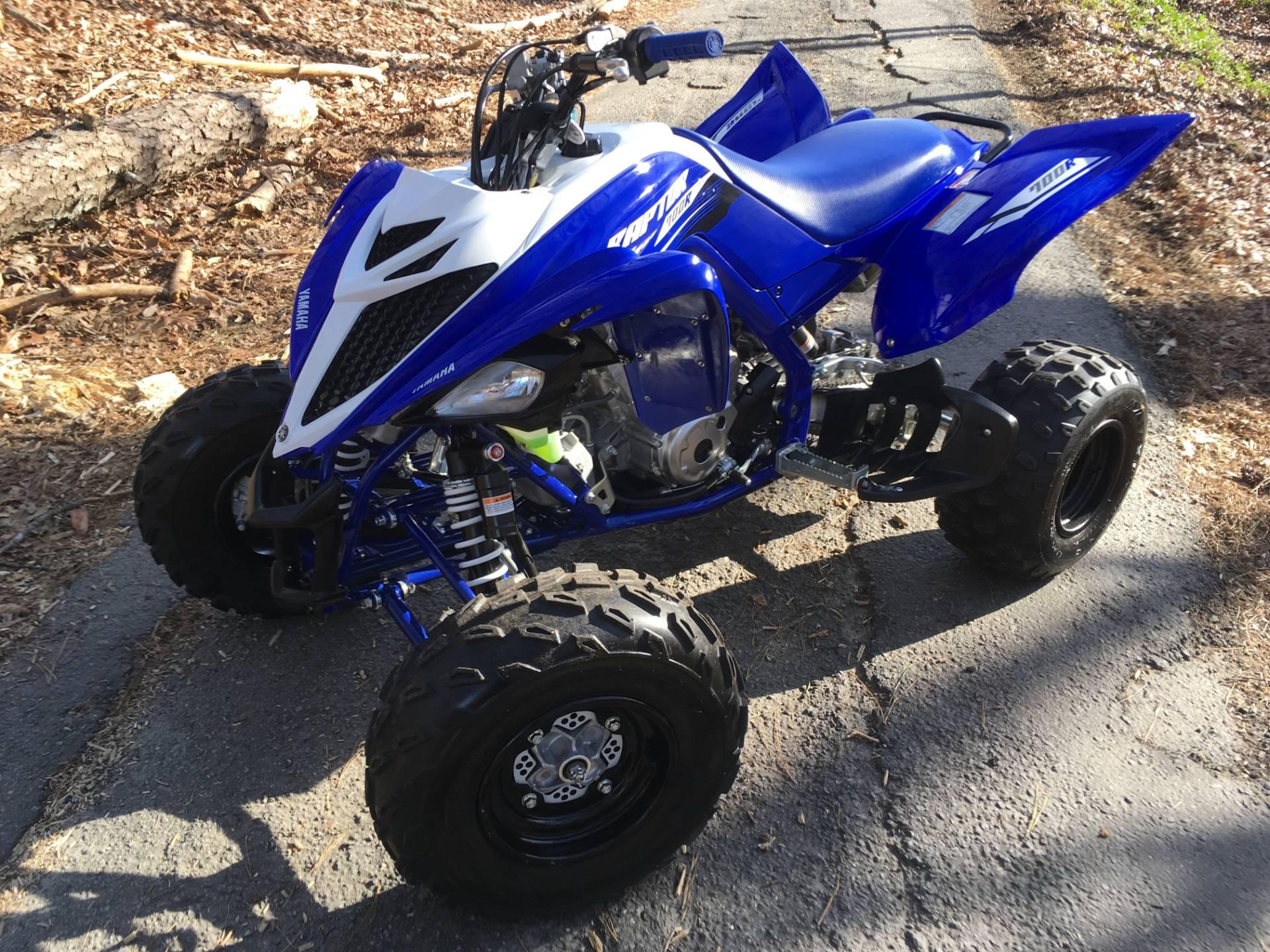 2018 Yamaha Raptor 700R for sale 21117