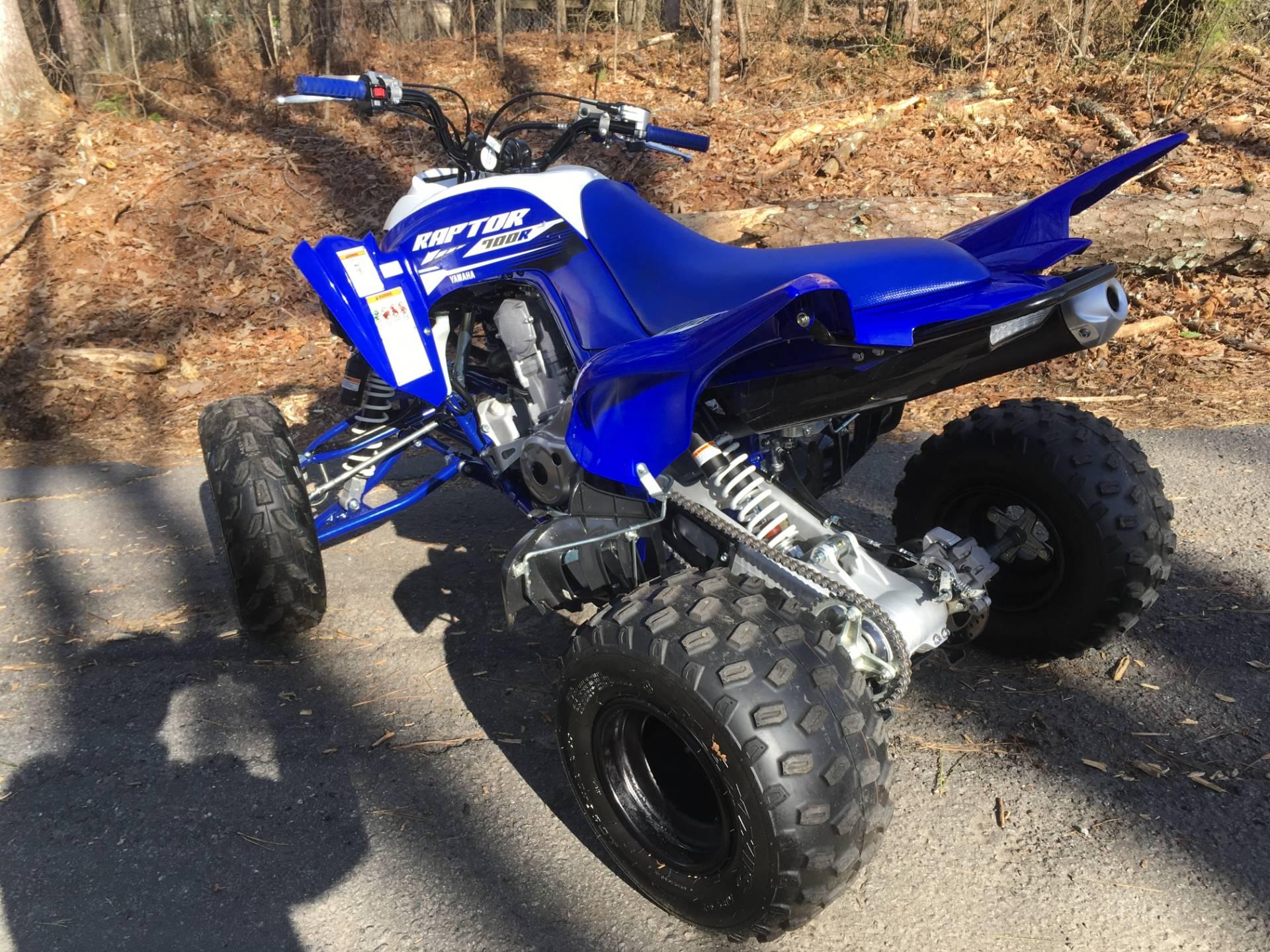 2018 Yamaha Raptor 700R 3