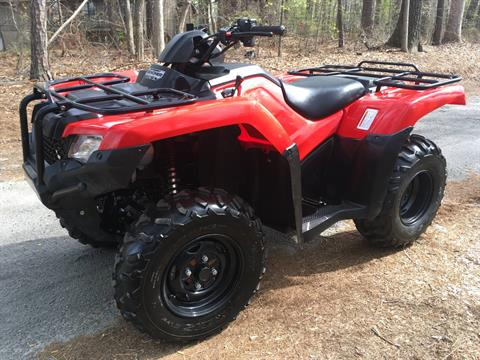 2017 Honda FourTrax Rancher 4x4 ES in Woodstock, Georgia