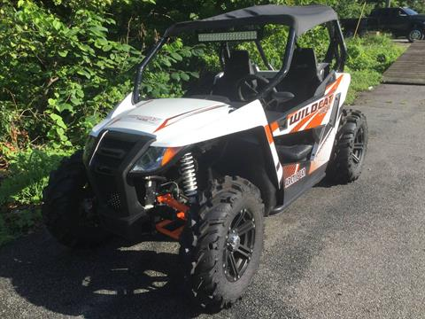 2015 Arctic Cat Wildcat™ Trail Limited EPS in Woodstock, Georgia
