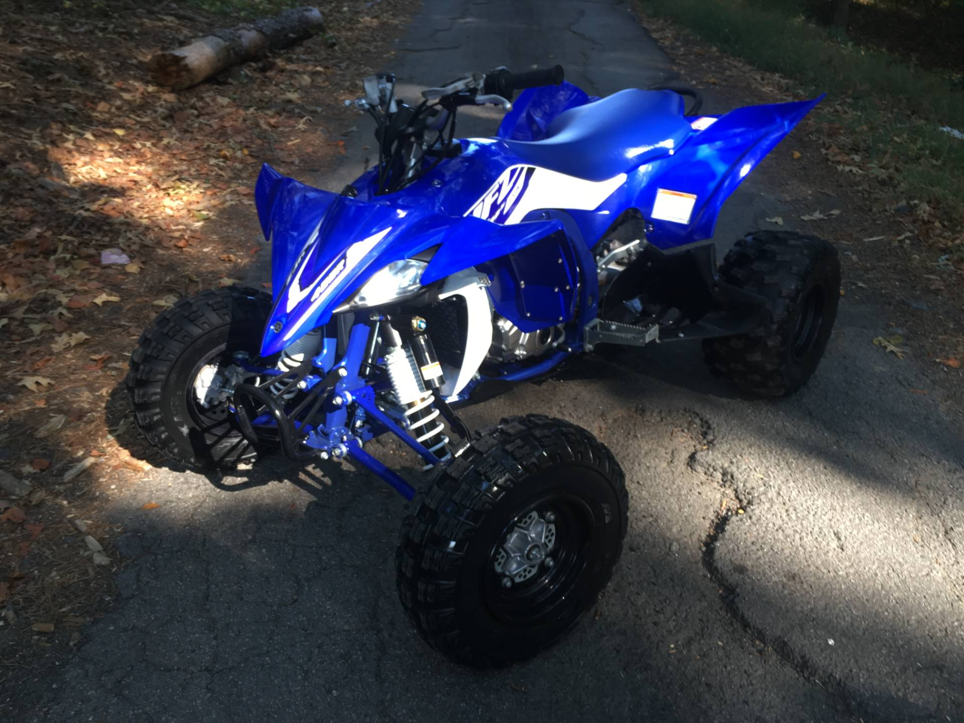 2018 YAMAHA YFZ 450 R in Woodstock, Georgia - Photo 1