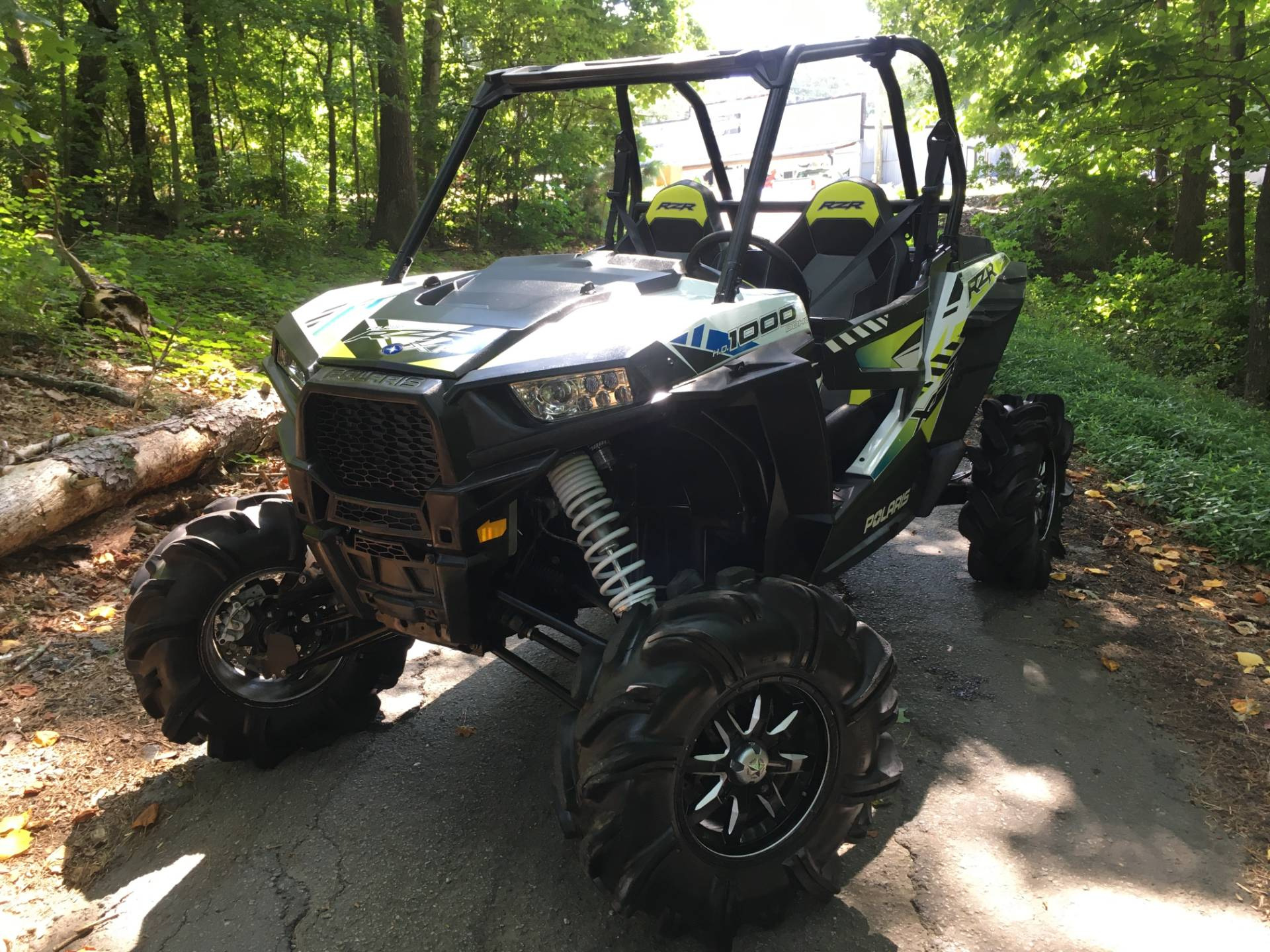 2017 Polaris RZR XP 1000 EPS in Woodstock, Georgia - Photo 1