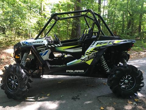 2017 Polaris RZR XP 1000 EPS in Woodstock, Georgia - Photo 2
