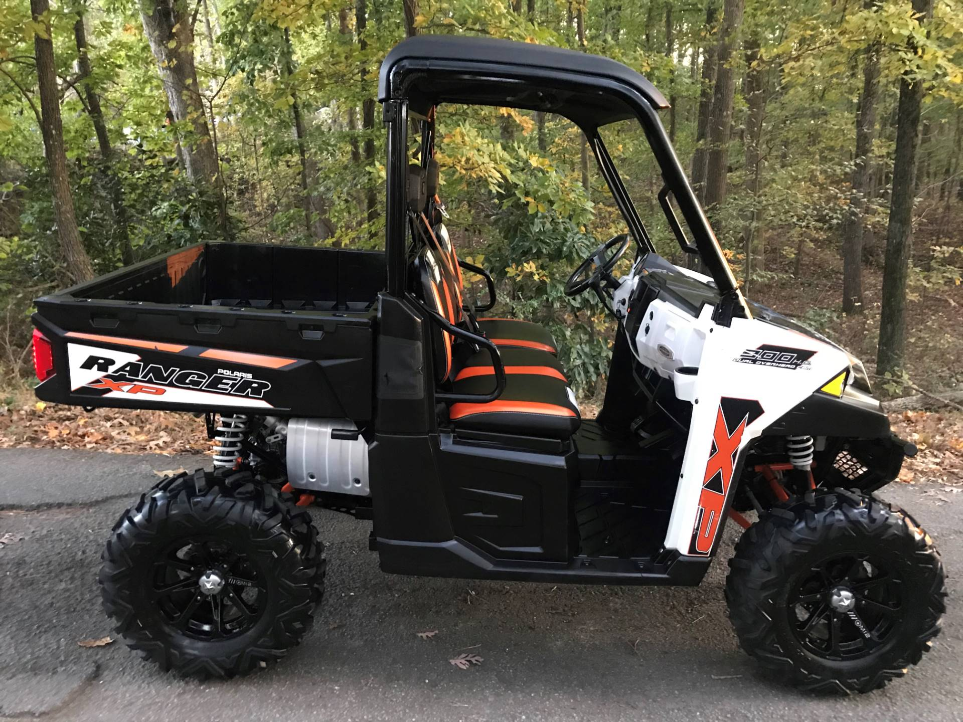 2015 POLARIS RANGER 900 XP EPS in Woodstock, Georgia - Photo 1