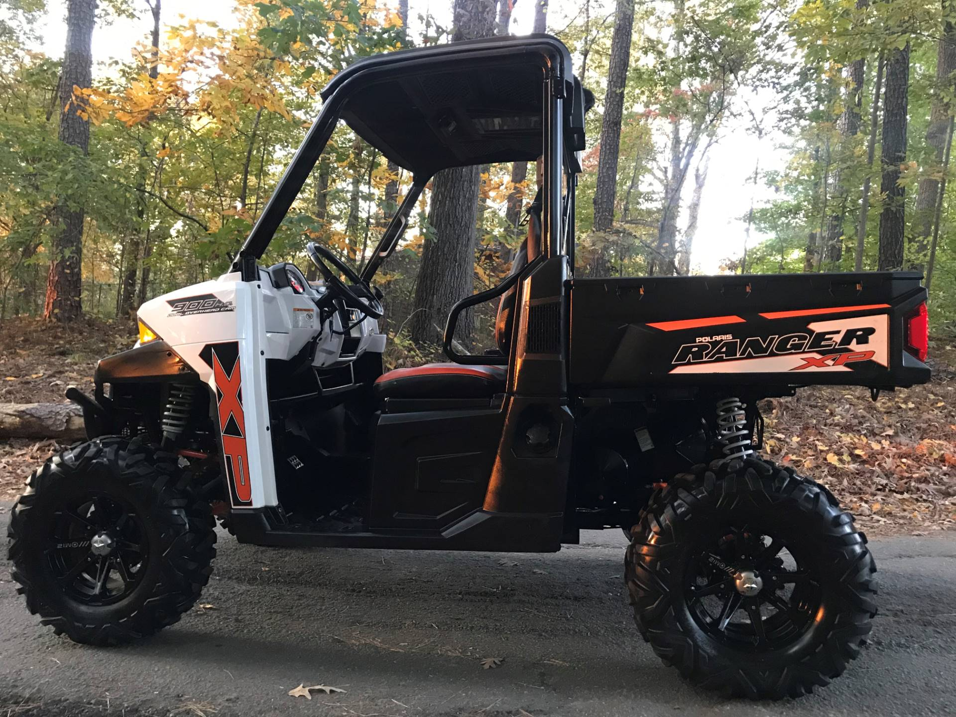 2015 POLARIS RANGER 900 XP EPS in Woodstock, Georgia - Photo 2