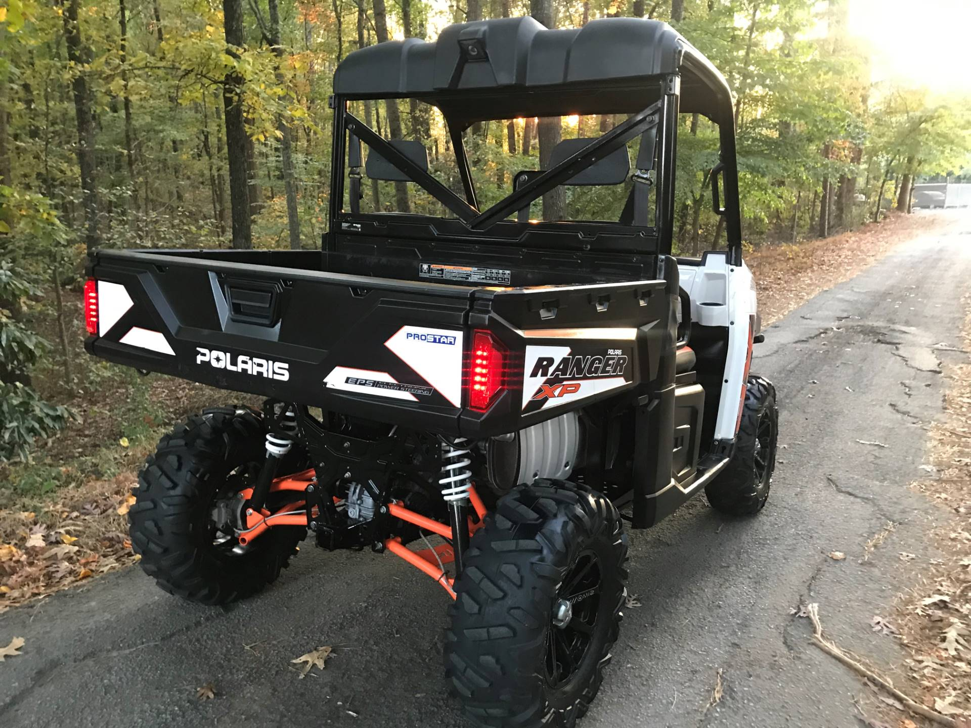 2015 POLARIS RANGER 900 XP EPS in Woodstock, Georgia - Photo 3