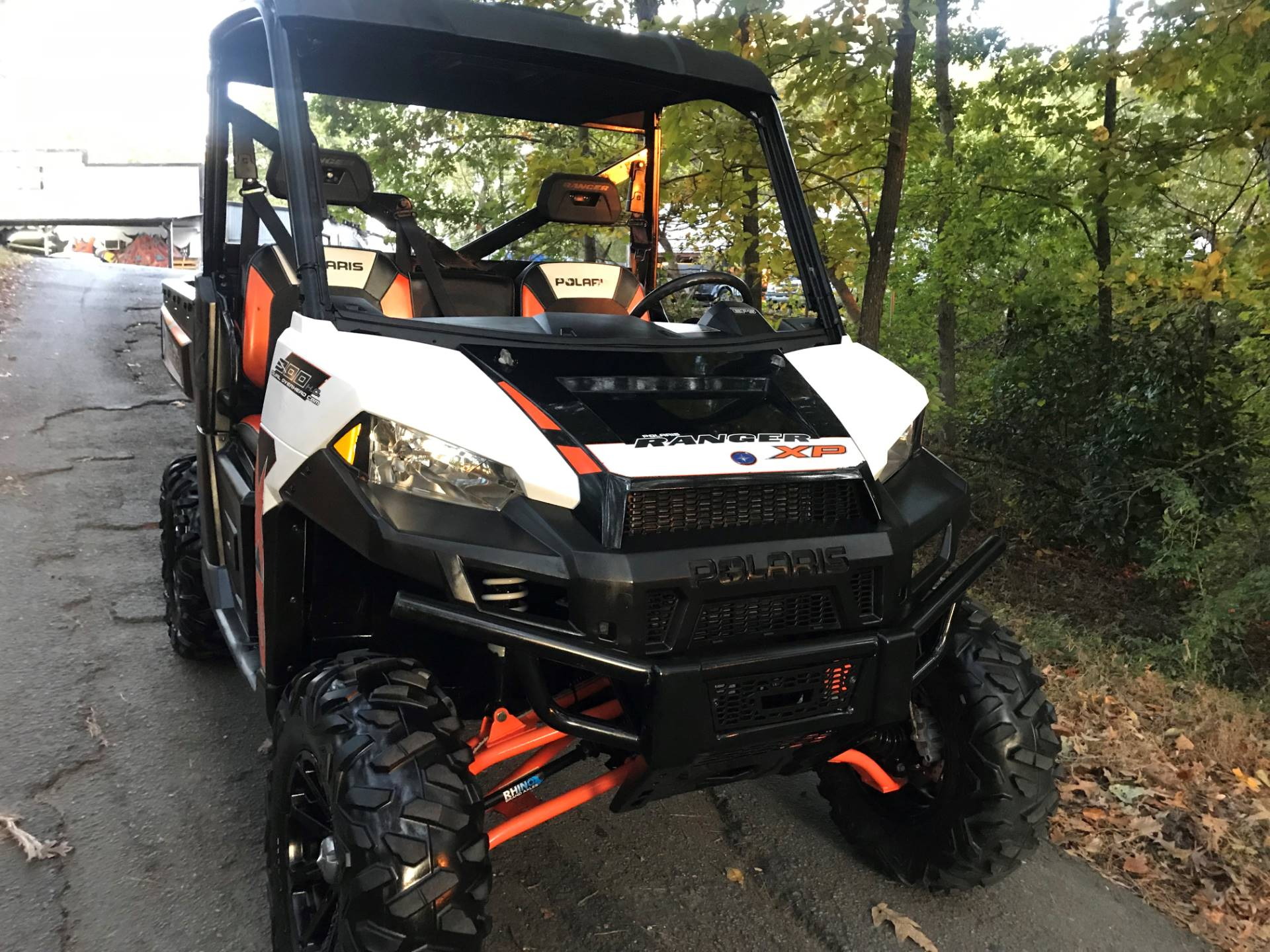 2015 POLARIS RANGER 900 XP EPS in Woodstock, Georgia - Photo 4