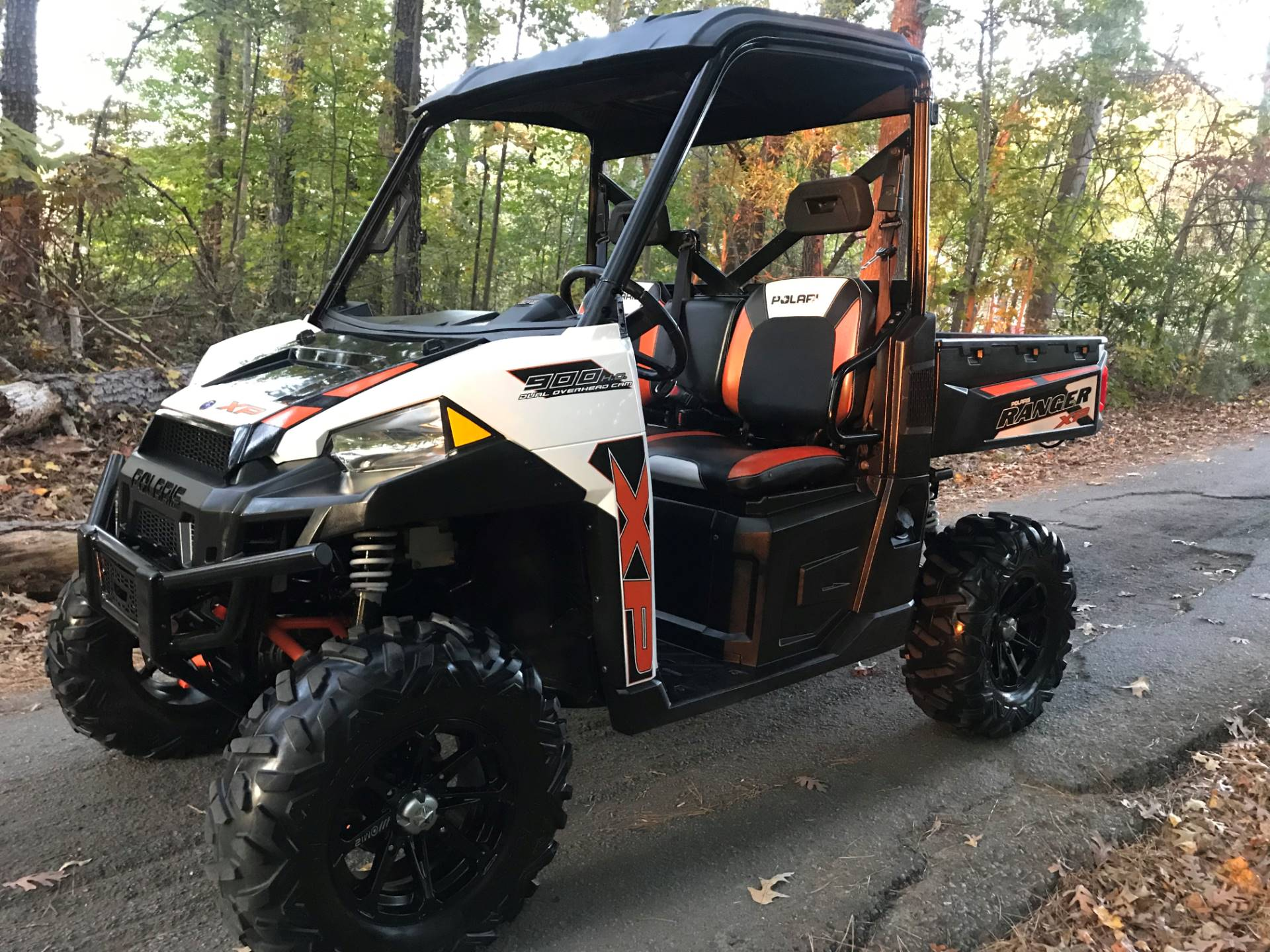 2015 POLARIS RANGER 900 XP EPS in Woodstock, Georgia - Photo 6