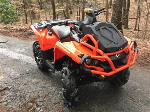 2018 CAN-AM OUTLANDER 650 X MR RED in Woodstock, Georgia - Photo 5