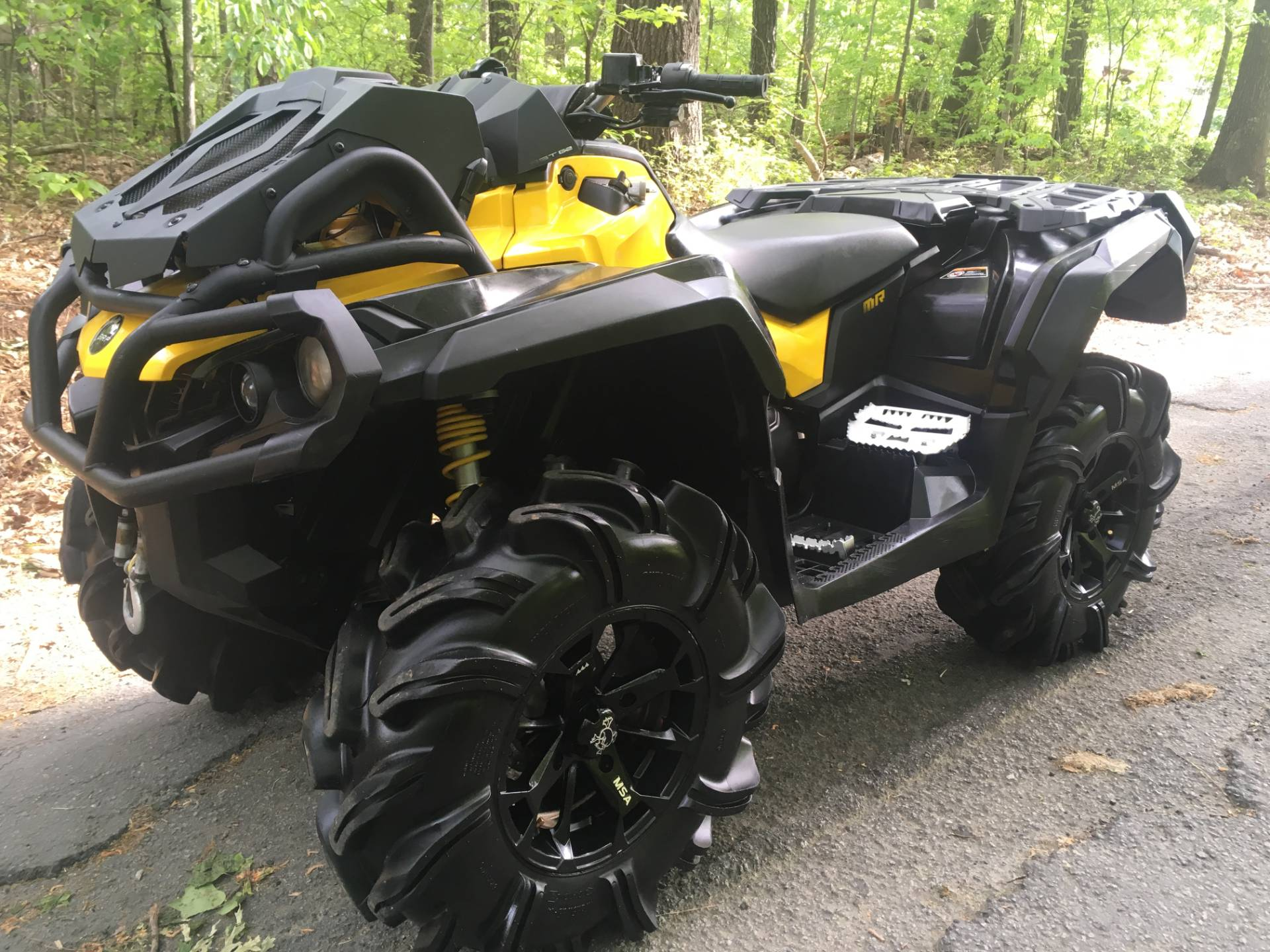 2015 Can-Am Outlander™ X® mr 1000 in Woodstock, Georgia - Photo 1