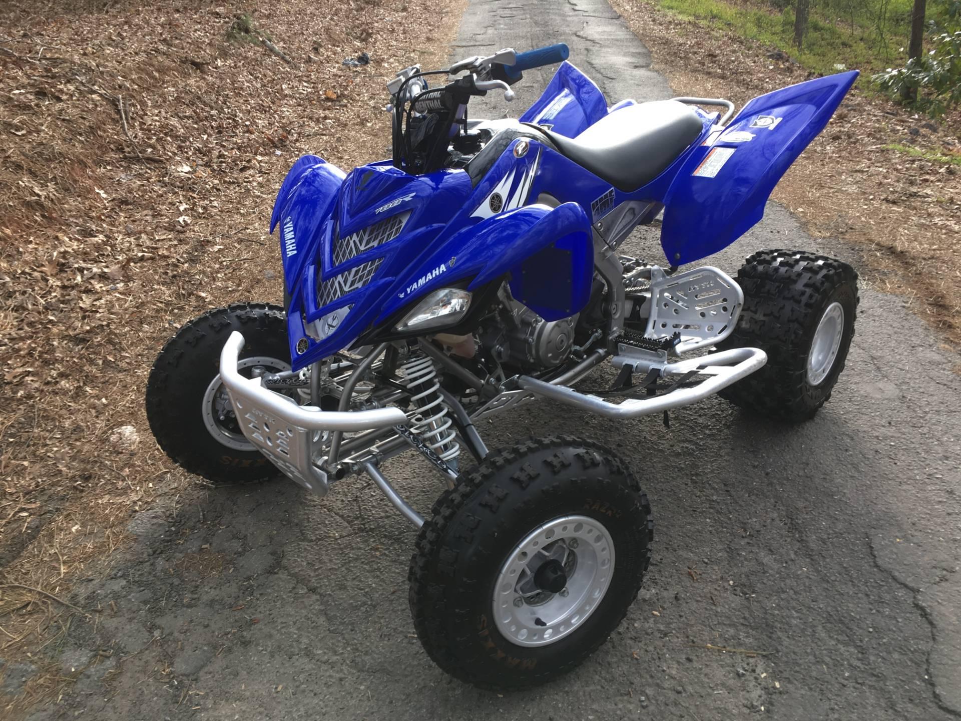 2007 Yamaha Raptor 700R SE for sale 136768