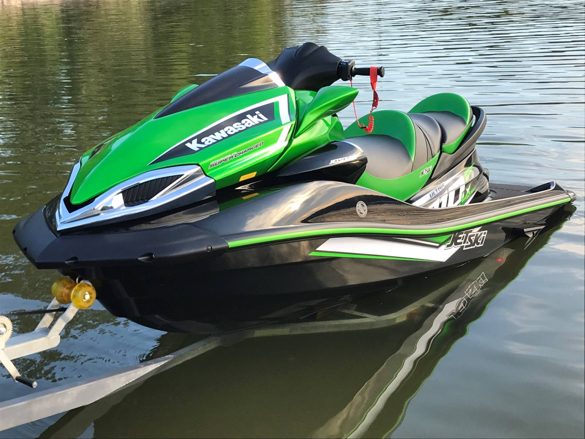 2017 Kawasaki Jet Ski Ultra 310LX in Woodstock, Georgia - Photo 1