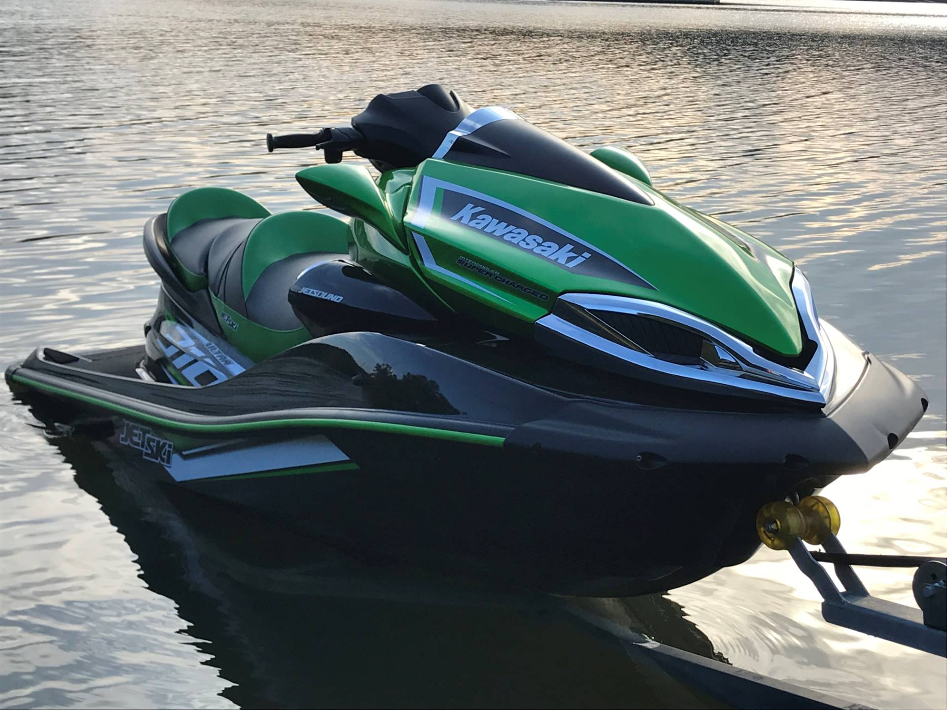 2017 Kawasaki Jet Ski Ultra 310LX in Woodstock, Georgia - Photo 2