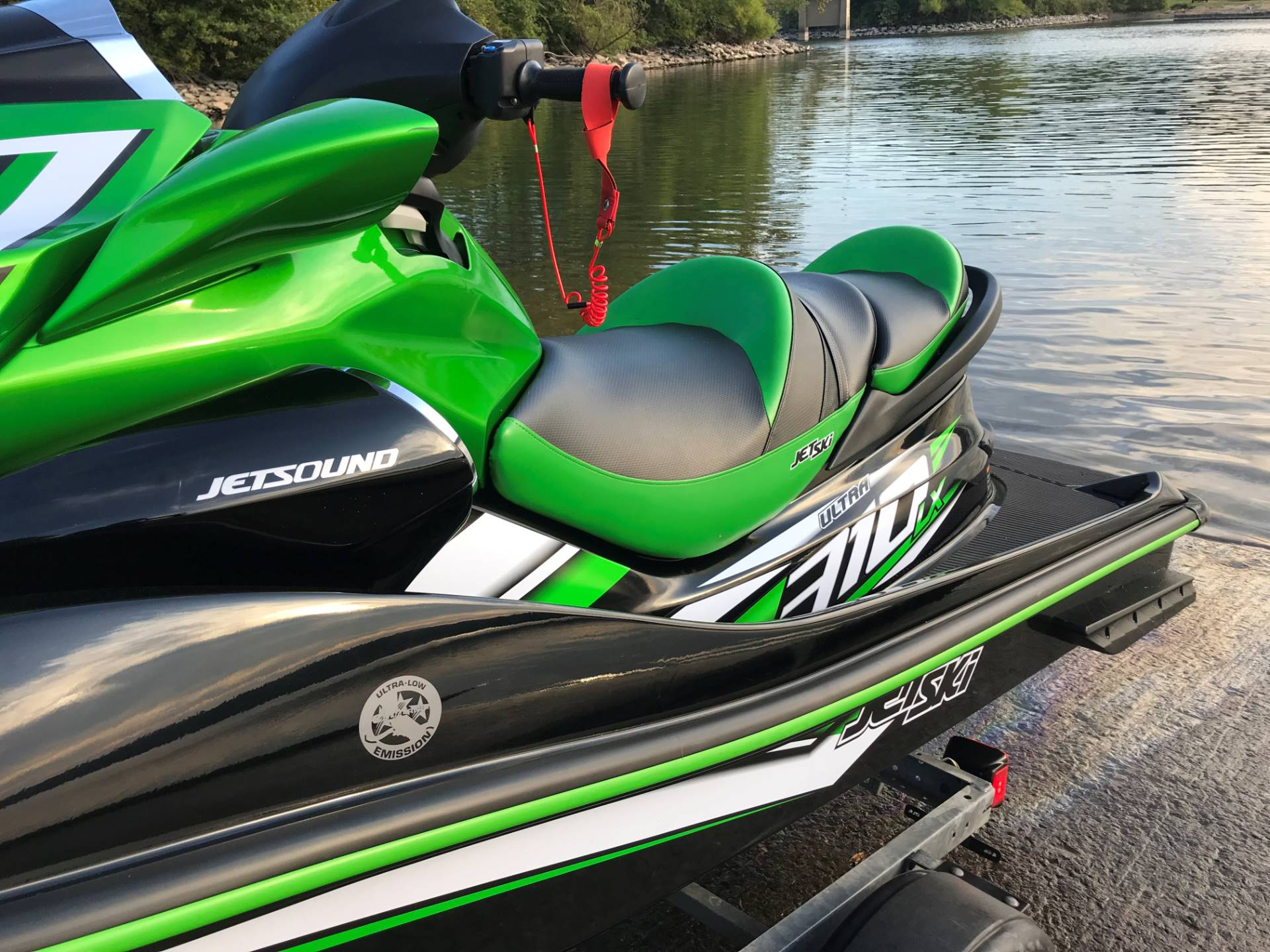 2017 Kawasaki Jet Ski Ultra 310LX in Woodstock, Georgia - Photo 5