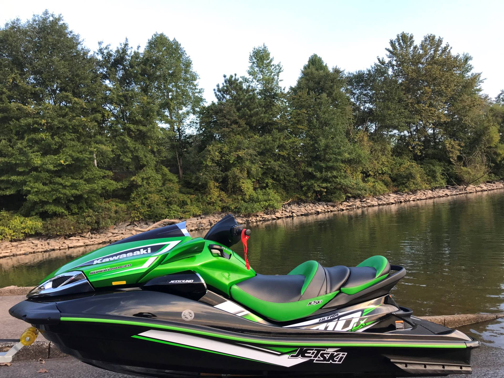 2017 Kawasaki Jet Ski Ultra 310LX in Woodstock, Georgia - Photo 6