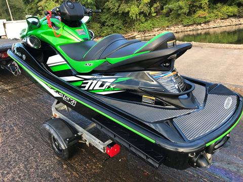 2017 Kawasaki Jet Ski Ultra 310LX in Woodstock, Georgia - Photo 7