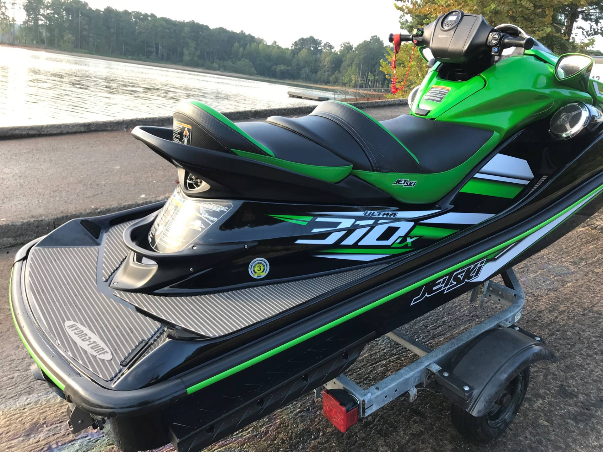 2017 Kawasaki Jet Ski Ultra 310LX in Woodstock, Georgia - Photo 8