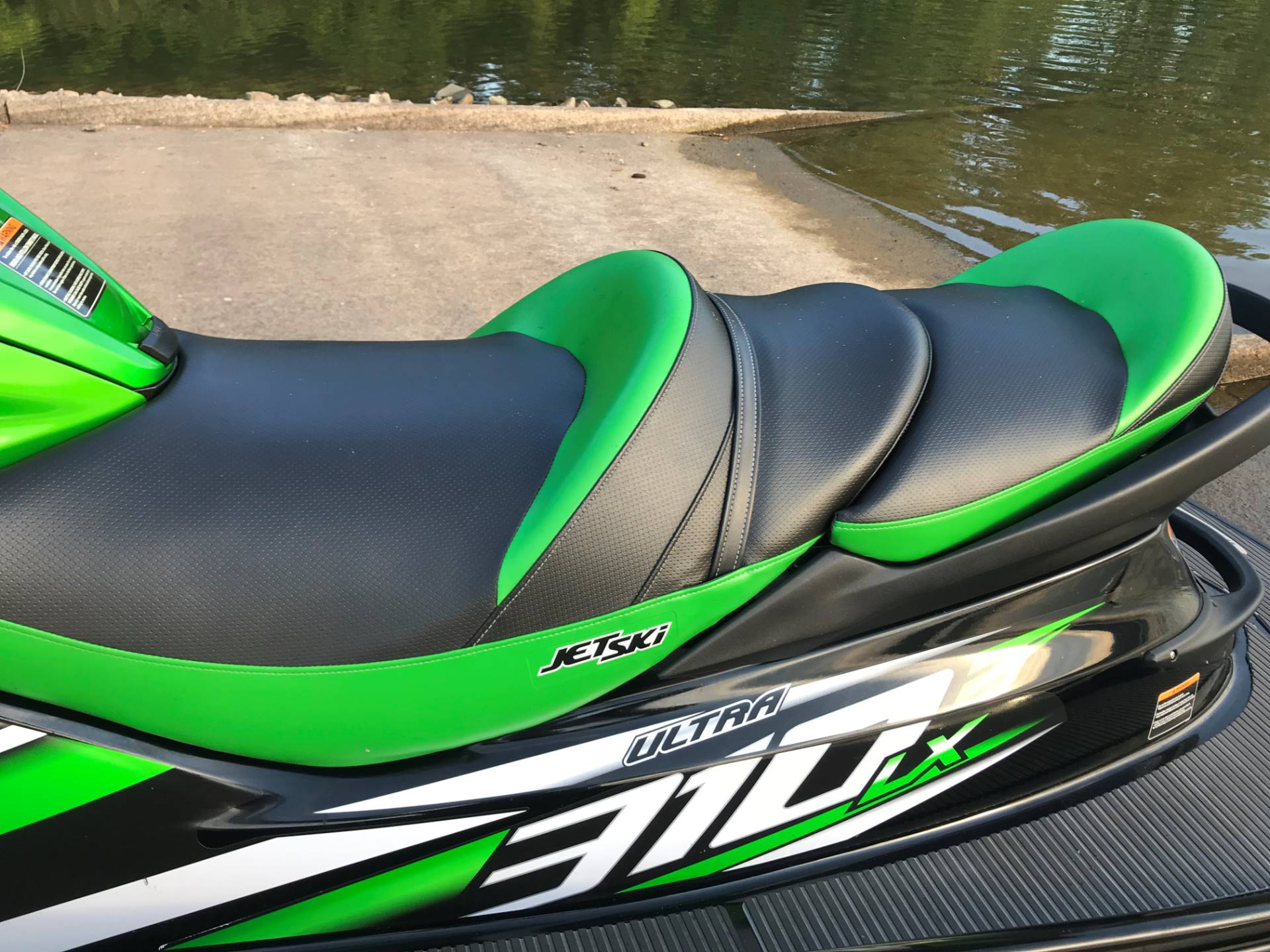 2017 Kawasaki Jet Ski Ultra 310LX in Woodstock, Georgia - Photo 9
