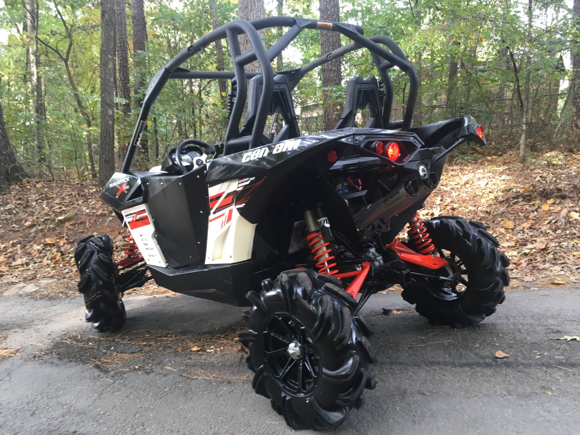 2014 Can-Am Maverick™ X® rs 1000R in Woodstock, Georgia
